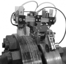 PAUT-Flange scanning-wide