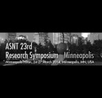 American Society for non-destructive testing Symposium