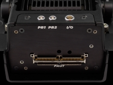 PAUT and TOFD Connectors on cartridge